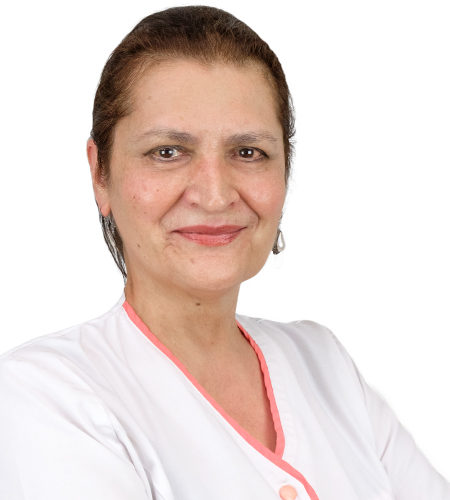 Dr. Hilma Geta