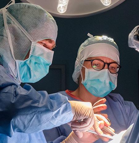 Chirurgia tumorilor cerebrale