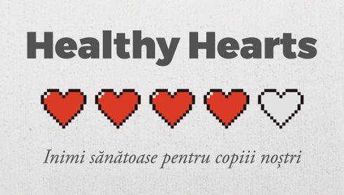 Inimi sănătoase pentru copii