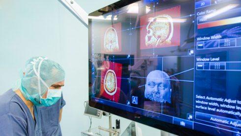 Neuronavigația, GPS-ul neurochirurgiei