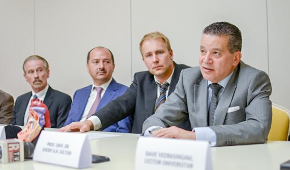 Spitalul European Polisano și partenerii săi investesc în educație și cercetare