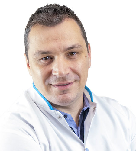 Dr. Constantin Daniel Marin