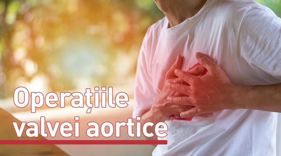 Operațiile valvei aortice – Dr. Olivia Gabriela Vasile